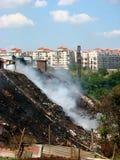 отброс города Стоковая Фотография
