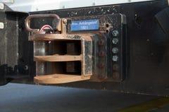 отбуксировка воздушной буксировки Стоковые Фотографии RF