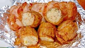 Отвар цыпленка и отвар цыпленка очень очень вкусный Стоковое Фото