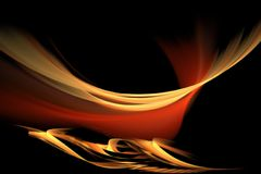 отверстие ада Стоковая Фотография RF
