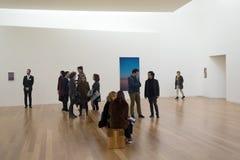 Отверстие выставки Вольфганга Tillmans - на краю видимости Стоковые Изображения RF