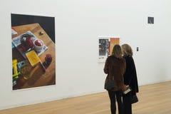 Отверстие выставки Вольфганга Tillmans - на краю видимости Стоковое Изображение