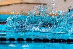 Отверстие в воде стоковые фото