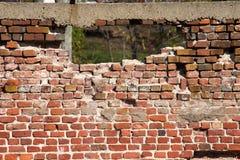 Отверстие в стене Стоковое Изображение RF