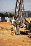 отверстие землекопа Стоковая Фотография RF