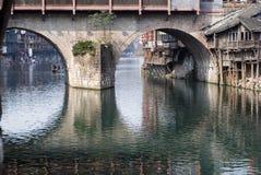 Отверстие моста Стоковые Изображения RF