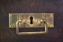 Отверстие для ключа Стоковые Фото
