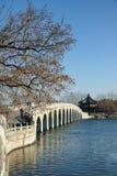 отверстие 17 моста Стоковая Фотография RF