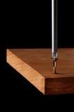 отвертка латунного винта Стоковые Фотографии RF