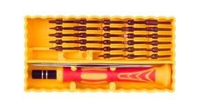 Отвертки с соплами Стоковое фото RF
