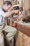 отделывая workbench Стоковые Фотографии RF