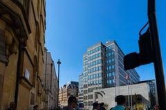 Отдел дела, энергии и промышленной стратегии в Лондоне, Великобритании стоковая фотография rf
