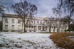 Отдел физиотерапии в курортном городе Inowroclaw, Польши 26/01/2018 стоковая фотография rf