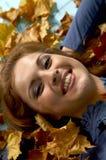 отдыхать листьев Стоковое Фото