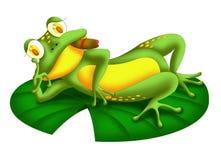 отдыхать лягушки бесплатная иллюстрация