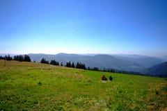 отдыхать hikers Стоковое фото RF
