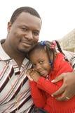 отец дочи Стоковая Фотография RF