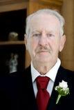 отец невесты Стоковая Фотография