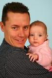 отец дочи Стоковое Изображение RF