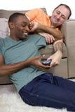 Отечественные пары гомосексуалиста Стоковое Изображение RF