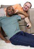 Отечественные пары гомосексуалиста Стоковая Фотография RF