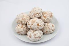 Отечественные печенья пряника меда Стоковая Фотография RF