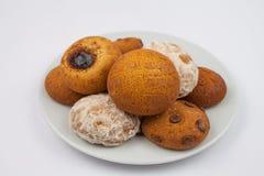 Отечественные печенья пряника меда Стоковое Изображение