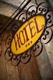 Отель Стоковое Фото