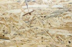Отжатая деревянная текстура предпосылки панели Стоковое Изображение