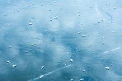 Отказы льда на Lake Baikal стоковые изображения rf