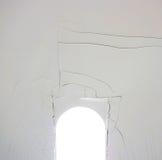 Отказы на потолке Стоковое фото RF