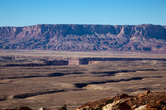 отказы скал каньона Стоковое Фото
