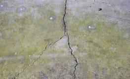 Отказ в конкретном поле Опасность текстуры Стоковое Изображение