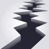 Отказ на поверхности Стоковые Изображения