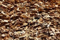 откалывает деревянное Стоковое Изображение