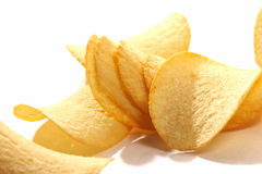 откалывает картошку Стоковая Фотография RF