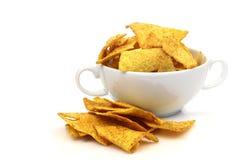 откалывает nacho стоковые фотографии rf