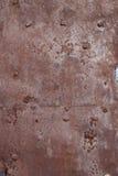 Откалыванная старая краска на стене Стоковые Фотографии RF
