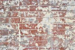 Откалыванная стена Стоковые Фото