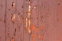 Откалывать краску шелушения стоковая фотография rf