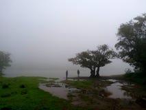 Отклонение сезона муссона стоковое изображение