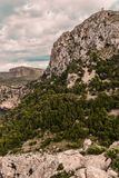 Отключение каникул Palma de Mallorca стоковые фото