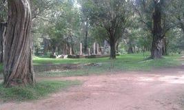 Отключение к Anuradahapura Стоковая Фотография
