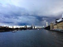 Отключение Лондона стоковое фото rf