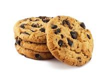 отколите печенья шоколада Стоковая Фотография RF