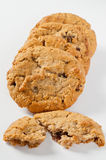 отколите печенья шоколада Стоковые Фото