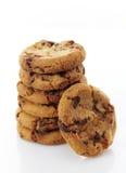 отколите печенья шоколада Стоковые Фотографии RF