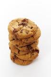 отколите печенья шоколада Стоковое Изображение RF