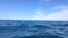 открытая вода Стоковое Фото