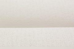 Открытая книга с Шрифтом Брайля для слепых людей Стоковые Фотографии RF